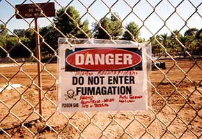 Soil Fumigation Gladden Farms AZ